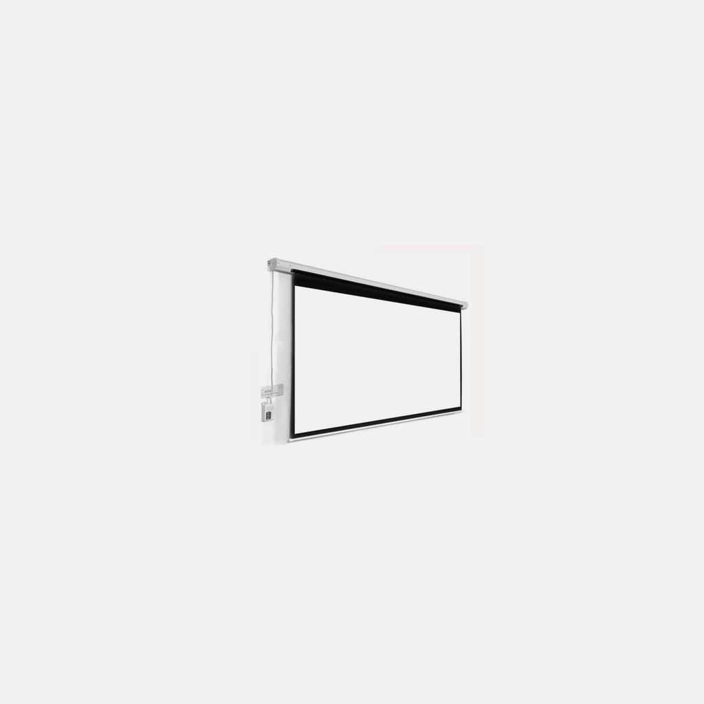 "xLAB XPSER-180 Projector Screen, Electric 180"", 4:3 Matte White, 0.38 mm Thickness"