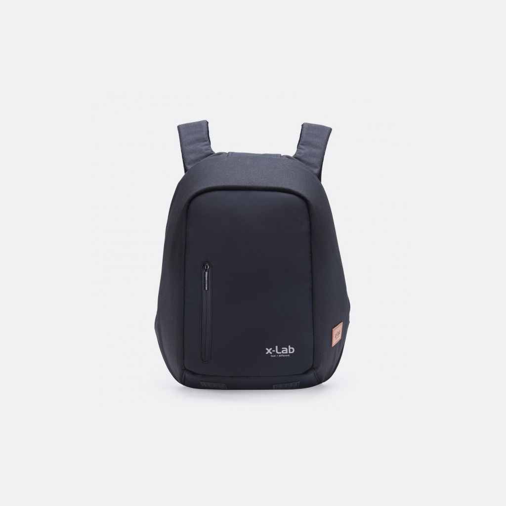XLB-2003 Laptop Backpack without lock (Black)